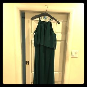 Bridesmaid/formal gown: WORN ONCE